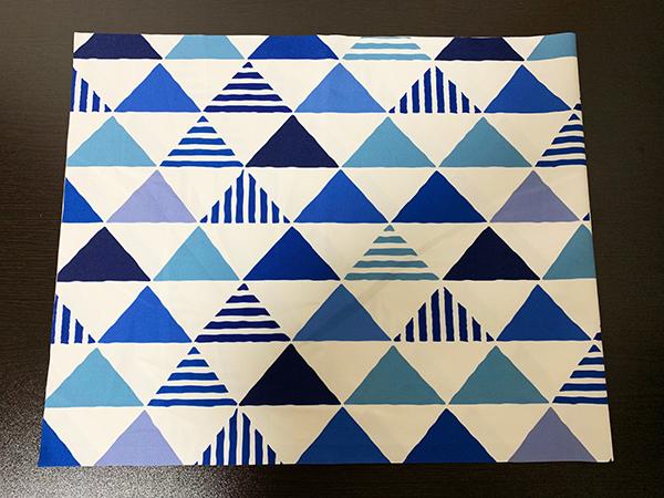 ブックカバー折り方2