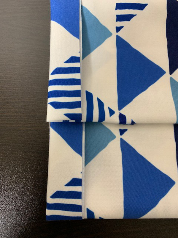 ブックカバー折り方15