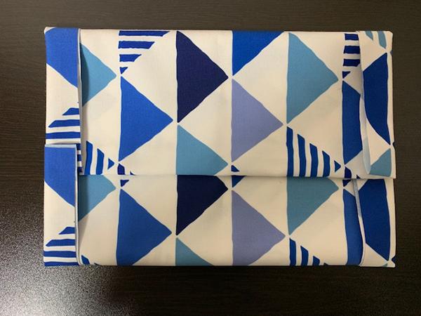 ブックカバー折り方18
