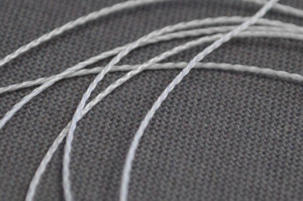 ハトメビニールカーテンの紐